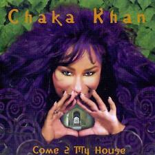 Chaka Khan - Come 2 My House - CD album 1998