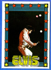 1978 Monty Gum ELVIS PRESLEY card from Holland (blank back)                  i