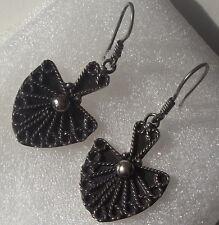 Boucles d'oreille argent  925 ,  , silver ear rings ,