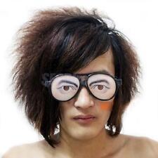 Pair Man /Male Funny Laugh Joke Gag Eye Spectacle Glasses Sunglasses Fancy Dress