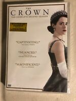 The Crown - The Complete 2nd Second Season DVD NEW