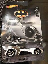 Hot Wheels Batmobile Returns Silver