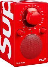 Supreme®/Tivoli® Pal BT Speaker (confirmed order)