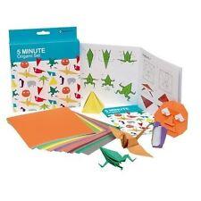 5 minuti origami Set Principiante Arti e Mestieri di carta di costruzione GIOCATTOLO CREATIVO