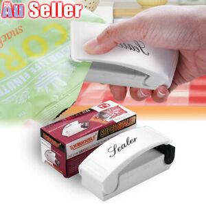 Mini Heat Sealing Machine Portable Impulse Food Packing Plastic Bag Sealer Tool