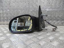 PEUGEOT 406 GTX 2001 N/S Lato Passeggero Elettrico Specchietto Retrovisore Esterno in Rosso-ekqo