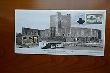 The Castle Stamp Ingot Collection 1955-2005 (silver) Royal Mint  Set of 4