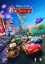 DVD  -  CARS 2 /  (PIXAR  DISNEY)  2011  (ANIMATIE)   NEW / NIEUW / SEALED
