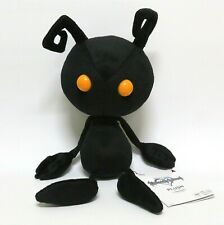 "Kingdom Hearts Heartless Shadow Plush Toy 10"" SQUARE ENIX Japanese import"