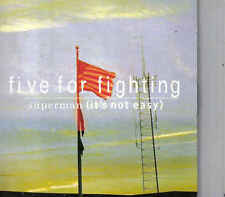 Five For Fighting-Superman cd single