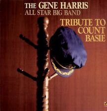 Harris Gene, All Star Big Band, Tribute to Count Basie, Concord CJ-337 1988 LP
