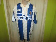 """FC Porto Original Adidas Heim Trikot 1996/97 """"revigres"""" Gr.L Neuwertig"""