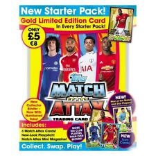 Premier League Match Attax Game Manchester United Football Trading Cards & Stickers