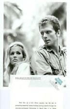 URSULA ANDRESS RON ELY ONCE BEFORE I DIE ORIGINAL 1972 ABC TV PHOTO
