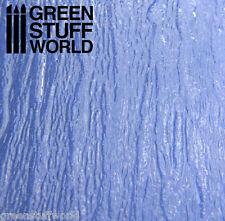 Plancha Plasticard AGUAS REVUELTA - Material para hacer rios, lagos, efecto agua