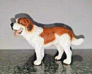 SCHLEICH ANIMAL FIGURES - MALE ST. BERNARD (16379) <2009-2015>
