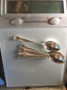 Sheffield 1909 Northern Goldsmiths Spoons