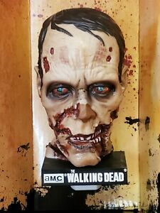Halloween Nightlight the WALKING DEAD Zombie Head Horror Scary Fear Ghoul MIB