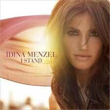 IDINA MENZEL -  I Stand  - CD New Sealed