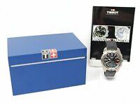 Orologio Tissot T Touch Expert titanium watch 43 mm sapphire crystal clock reloj