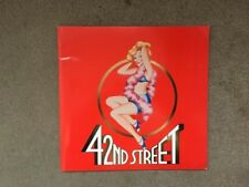 More details for 42nd street- the musical- 1989 australian theatre brochure