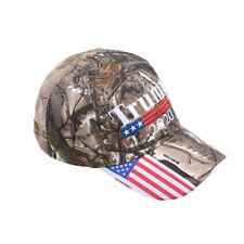 431729fec7da3 Trump 2020 Hat Camo - Keep America Great Again-USA Flag Baseball Camouflage  Caps