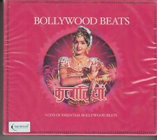 BOLLYWOOD BEATS 3-CD FAT BOX  NEW SEALED BAR DE LUNE