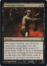 Gruesome Encore from Magic the Gathering Mirrodin Besieged Set NM-Mint Condition