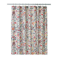 IKEA Akerkulla Shower Curtain 180x180cm Briefly