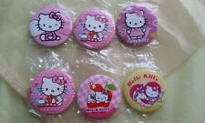 Hello Kitty Pin Brooch 6PC Set Party Gift #2