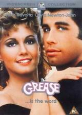GREASE - JOHN TRAVOLTA - NEW / SEALED DVD - UK STOCK