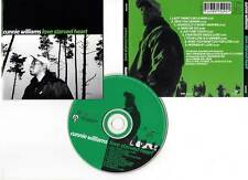 "CUNNIE WILLIAMS ""Love Starved Heart"" (CD) 1996"