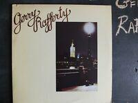 GERRY RAFFERTY VINYL LP ALBUM VISA RECORDS 1978 VISA 7006 ROCK POP ROCK