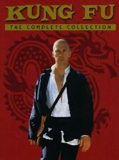 Kung Fu TV Shows Adventure DVDs & Blu-ray Discs