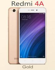 Xiaomi Redmi 4A Dual|16GB|2GB RAM|13MP|5MP -1 Year MI India Warranty (Gold)