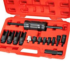 Diesel Injector Puller Extractor Kit Common Rail Bosch Delphi Siemens Denso 14pc
