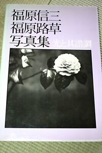 Rare Photobook Shinzo Fukuhara Rosou Fukuhara Light and its Harmony 1977 JAPAN