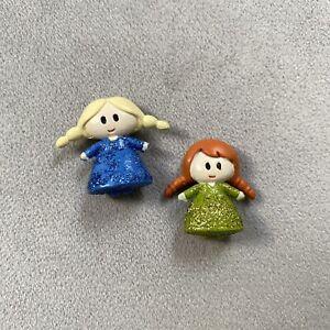 Disney Animators Littles Frozen 2 Elsa & Anna Rag Doll Spare/Replacement Parts E