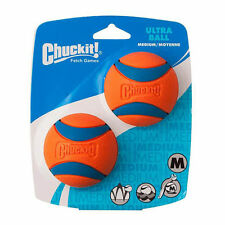 Chuckit Dog Fetch Toy Ultra Ball Durable Rubber Fits Launcher Choose Size 8170204 Small