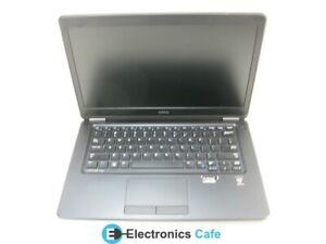"""Dell Latitude E7450 14"""" Laptop 2.3 GHz i5-5300U 4GB RAM (Grade B No Webcam)"""