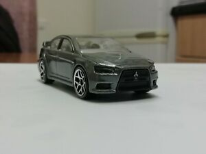 Hot wheels 2008 MITSUBISHI  LANCER EVOLUTION first edition New without package
