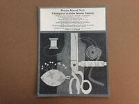 Vintage 1963 Bernina Manual No 8 Catalogue Bernina Patterns Switzerland