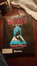 The Colonel's Bequest: A Laura Bow Mystery (Amiga) Roberta Williams BOXED GREAT