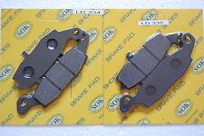 fits ZR750 ZR-7 ZR-7S 1999-05 Front Brake Pads KAWASAKI ZR 750 ZR7 ZR7S 00 01