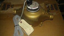 """Sensus Water Meter, 1"""" SR measures in Gallons"""