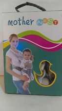 Mother Nest 3 In 1 Baby Carrier Gray