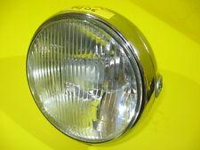BMW r100 r80 R GUZZI Phares Lampe Chrome Bosch h4 Head Lamp Lumineuse