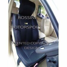i - TO FIT A VOLVO V70 CAR, S/ COVERS, YMDX BLACK, RECARO BUCKET SEATS
