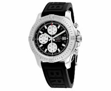 Breitling Silver Band Wristwatches