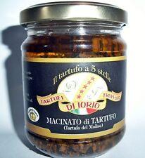 Truffle Pesto Black Italian Truffles Tuber aestivum Macinato di crammed Nero 80g